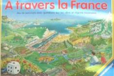 À travers la France