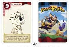 Braverats: Promo Card