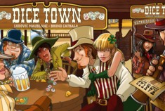 Couv' Dice town et extension