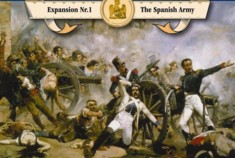 Commands & Colors : Napoleonics Expansion 1: The Spanish Army:
