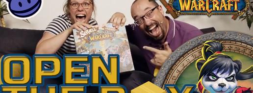 OPEN THE BOX - Small World of Warcraft