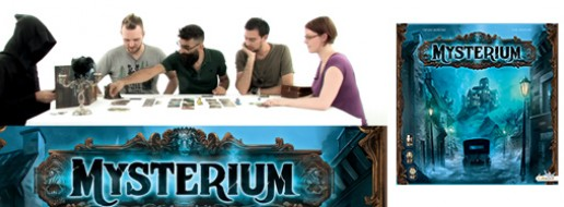 Mysterium , the Game !