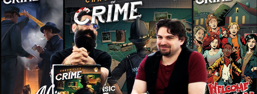 Chronicles of Crime, de le papotache !