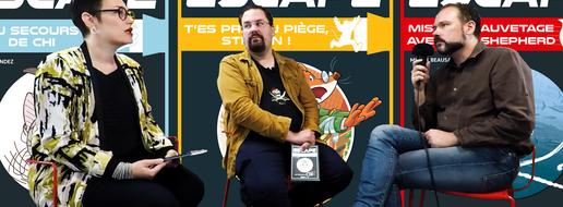 Strip Trac, Les Escape de chez Glénat Jeunesse !