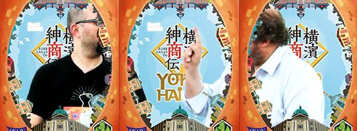Yokohama, de l'explication !