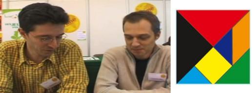 Essen 2006, Laurent escoffier et David Franck parlent de la bonne soupe !
