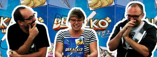 Dekalko, de l'explipartie !