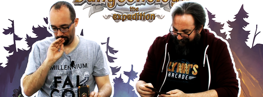 Dungeonology - The Expedition, de la fin de partie !