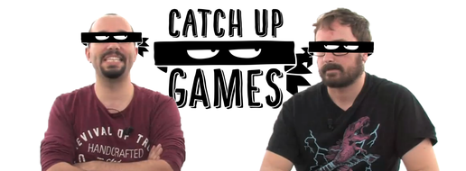 Catch Up Games, de le ce qui est là et qui arrive !