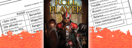Roll Player, de la réujouons !