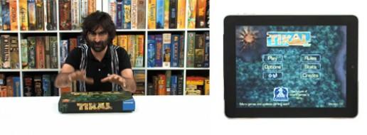 Tikal iPad, de le comment ç'est ?