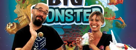 Big Monster : passe à table, de le papotutoriache !