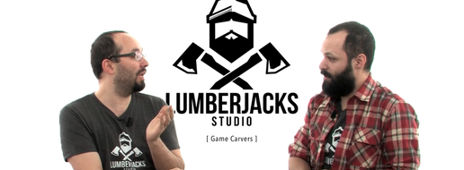 Lumberjacks Studio, de le papotache !