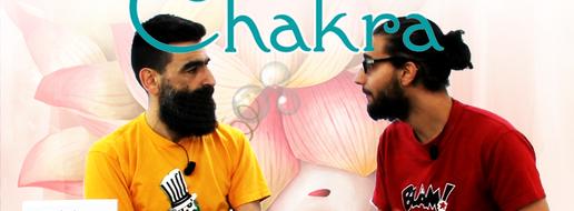 Chakra, de le levage de voile !