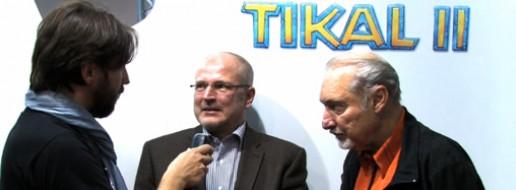 Tikal 2, les auteurs nous parlent...