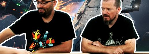 Star Wars - Bordure Extérieure, de la partie !
