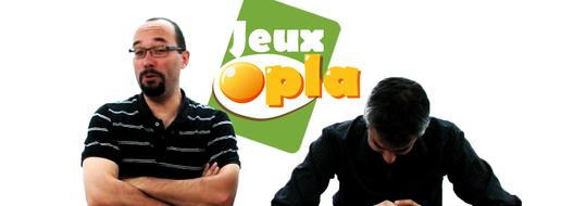 Jeux Opla : du n'œuf, de le papotache !