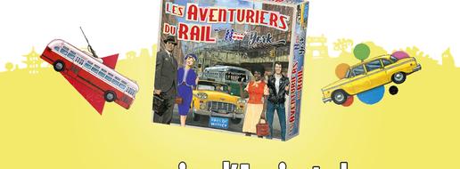 Les Aventuriers du Rail - New York, de le fast-infood !