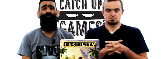 Catch'Up : Un Automne sur le Nil, de le papotache !