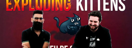 Exploding Kittens, de l'explipartie 2 !