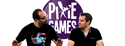 Pixie Games : dans le cartable de la rentrée, de le papotache (1/2) !