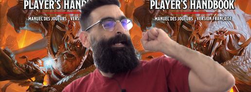 Donjons & Dragons, de la fiche de personnage !