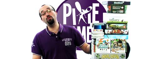 Pixie Games : rythme de croisière, de le papotache !