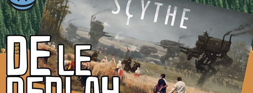 Début de journée avec Scythe version numérique
