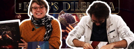 King's Dilemma, de la partie !