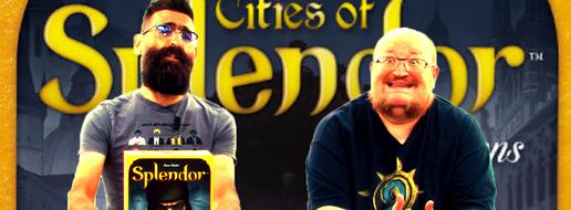 Les Cités de Splendor, de le papotache !