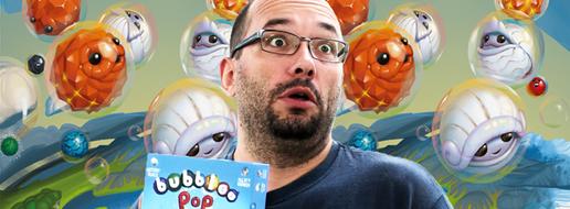 Bubblee Pop Level Up, de l'explipartie !