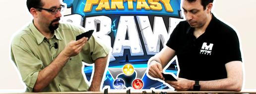 Super Fantasy Brawl, de la partie !