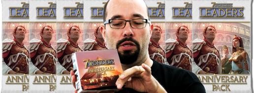7 Wonders Anniversary Pack, de l'explication !