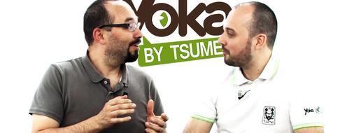 Yoka by Tsume : un tipunch m'sieur, de le papotache !