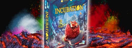 Incubation, de la réujouons !