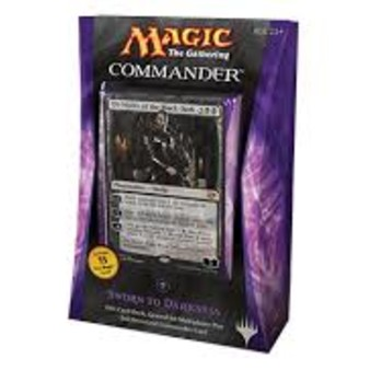 "Magic ""The Gathering"" ; Commander Deck noir 2014"