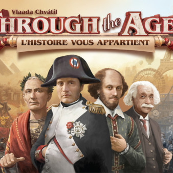Through The Ages 4e édition