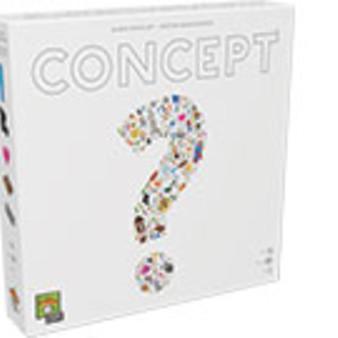 Concept - As d'Or 2014 - Nominé Spiel Des Jahres 2014 - Repos Production