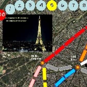 Les Aventuriers du Rail : Extension Paris