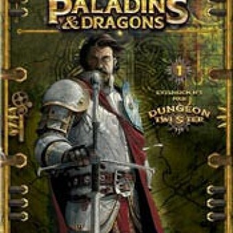 Dungeon Twister : Paladins & Dragons