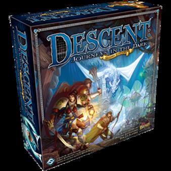 Descent : Voyages dans les Ténèbres ! (Seconde Edition)
