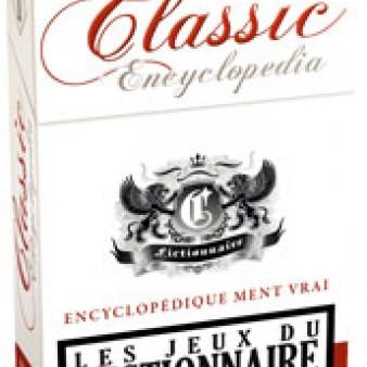 Les Jeux du Fictionnaire - Classic Encyclopedia
