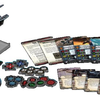X-Wing - Miniatures Game : TIE Defender