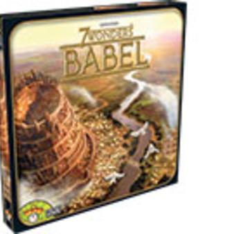 7 Wonders Babel - Extension de 7 Wonders - Antoine Bauza