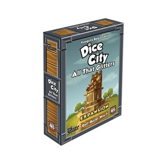 Dice City : All That Glitters Expansion