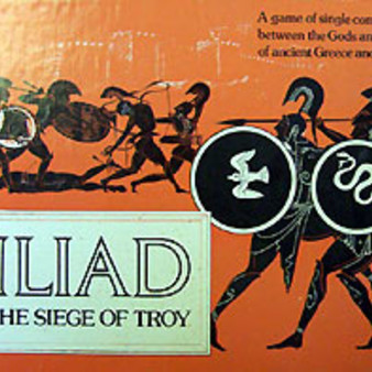 Iliad The Siege of troy