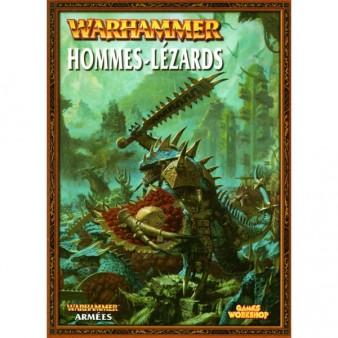Warhammer codex : Hommes-Lézards