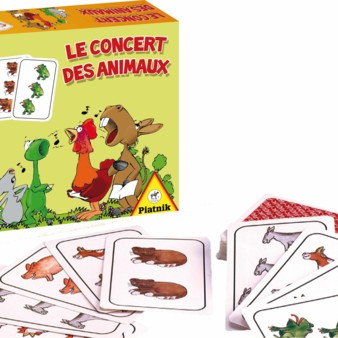 Le concert des animaux