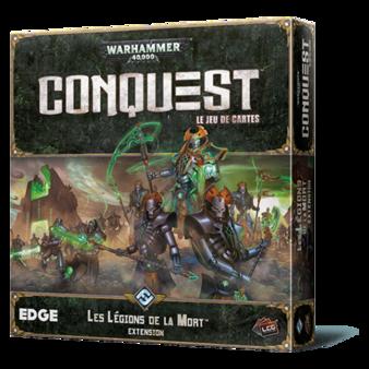 Warhammer 40000 Conquest : Les légions de la mort