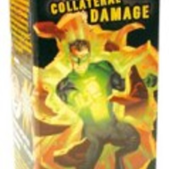 DC Heroclix : DC Collateral Damage